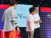 Trường Giang nghi ngờ giới tính của Ngô Kiến Huy