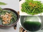 Có loại rau đắt hơn thịt, châu Âu, Trung Quốc tôn thảo dược quý chữa bệnh cực tốt, người Việt chỉ coi là cỏ dại-4