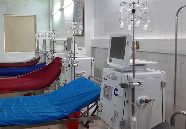 Sốc chạy thận ở Nghệ An, 153 bệnh nhân chuyển viện-2