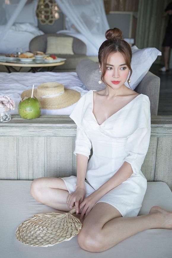 Ninh Dương Lan Ngọc xuất hiện xinh đẹp và thần thái trong bộ ảnh mới-9