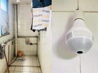 Đang tắm thì nghe giọng nói kỳ lạ, cô gái phát hiện điều kinh hoàng ông chủ nhà trọ làm