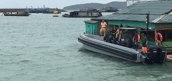 Hình ảnh mới nhất tại Quảng Ninh và Hải Phòng trước giờ bão số 3 đổ bộ-10