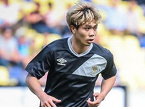 Công Phượng chơi 20 phút trong trận thua 0-6 của Sint-Truidense-1