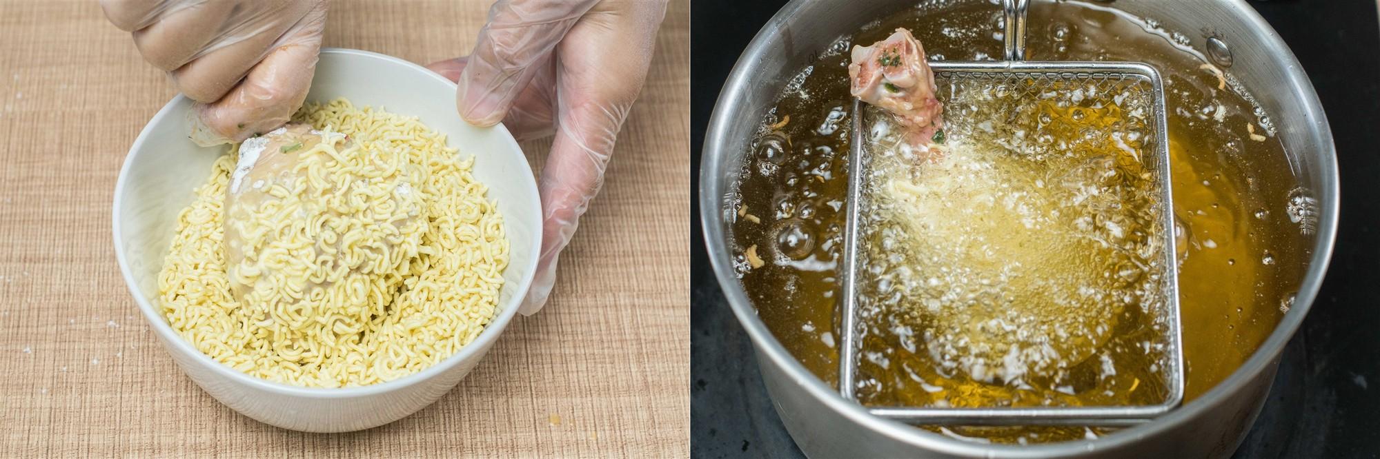 Tôi thử nghiệm cách làm đùi gà chiên mới toanh này, không ngờ các con thích mê mẩn, ăn hết veo!-5