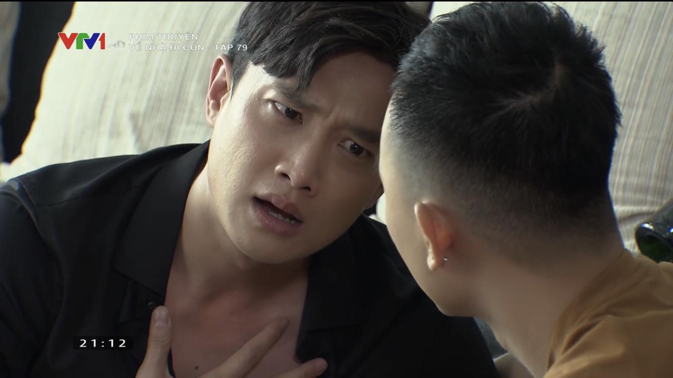 Về nhà đi con: Thư khóc ngất vì Vũ bỏ đi, khán giả vật vã xem cảnh bố Sơn hỏi Vũ có yêu con gái mình-3