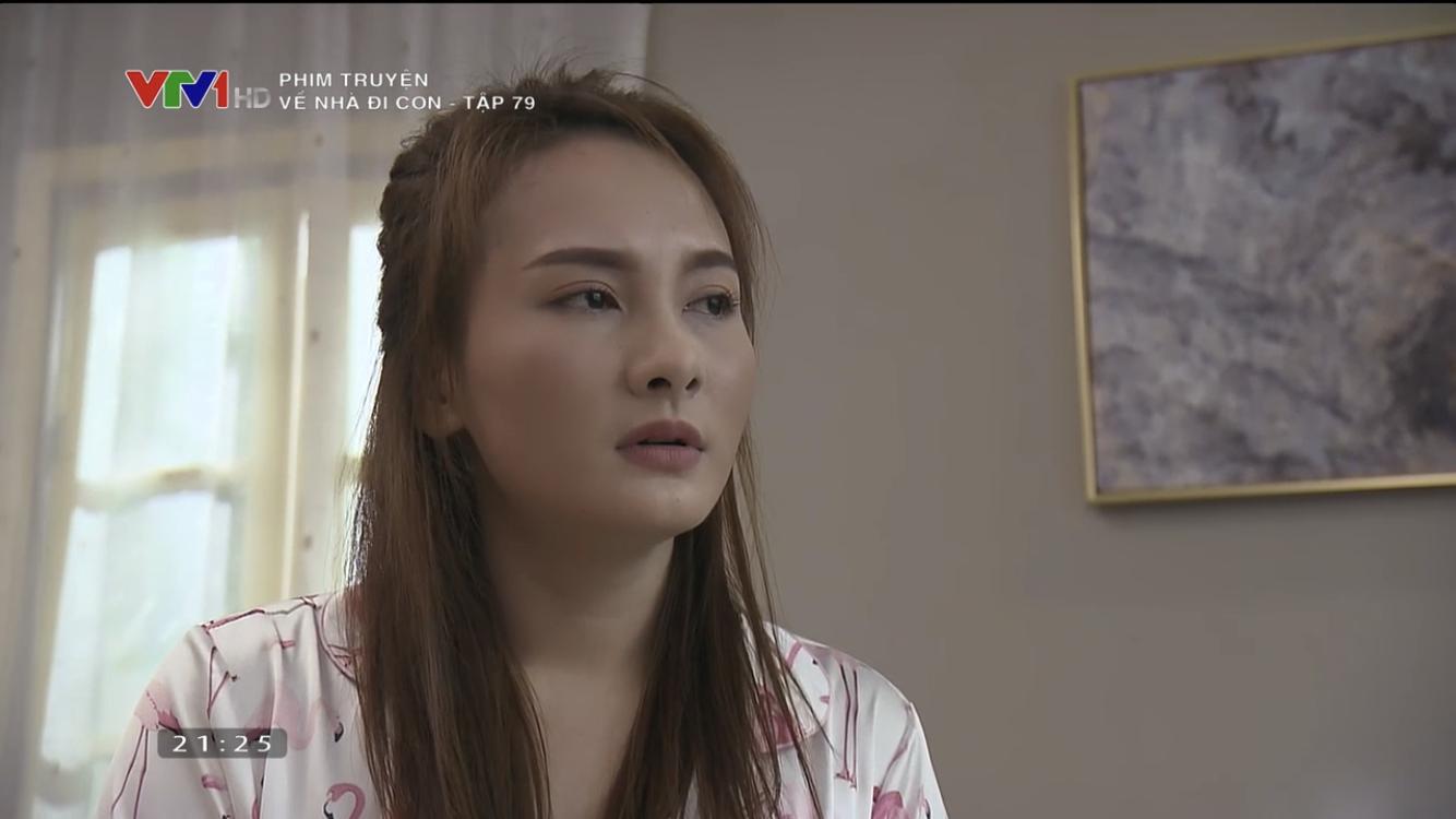 Về nhà đi con: Thư khóc ngất vì Vũ bỏ đi, khán giả vật vã xem cảnh bố Sơn hỏi Vũ có yêu con gái mình-6