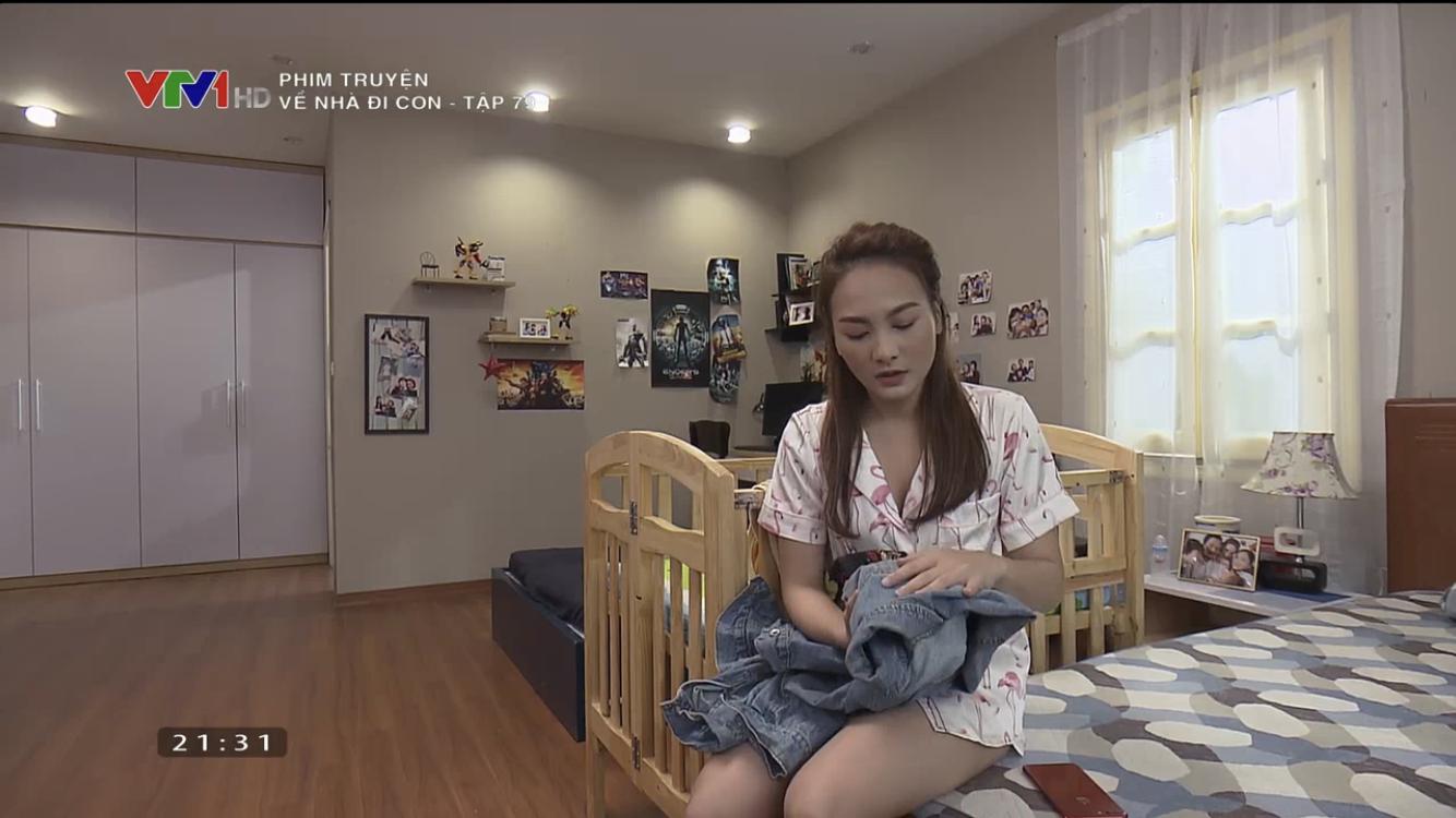 Về nhà đi con: Thư khóc ngất vì Vũ bỏ đi, khán giả vật vã xem cảnh bố Sơn hỏi Vũ có yêu con gái mình-9