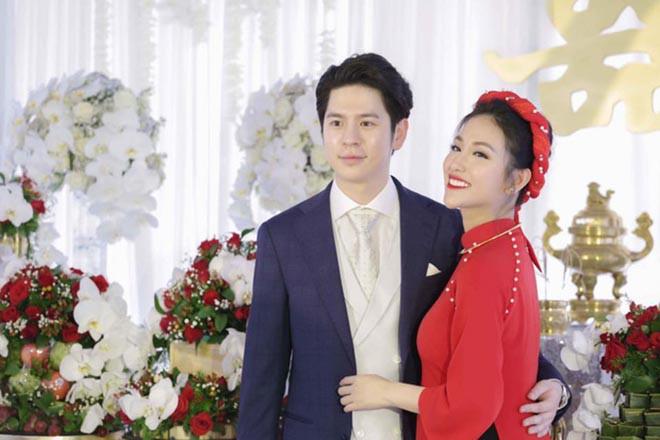 Cuộc sống của Mai Hồ sau khi chia tay Trấn Thành, âm thầm sinh con với chồng Việt kiều-2