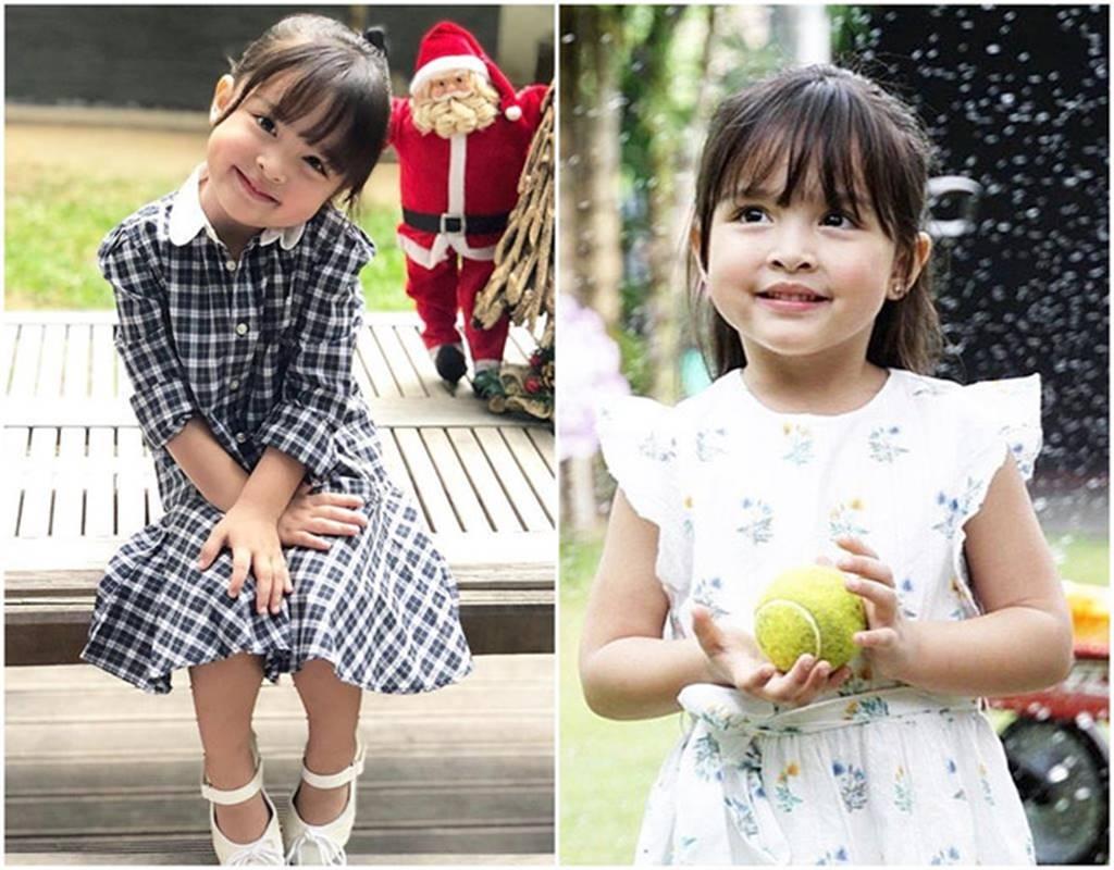 Con gái mỹ nhân đẹp nhất Philippines được khen xinh như thiên thần-2