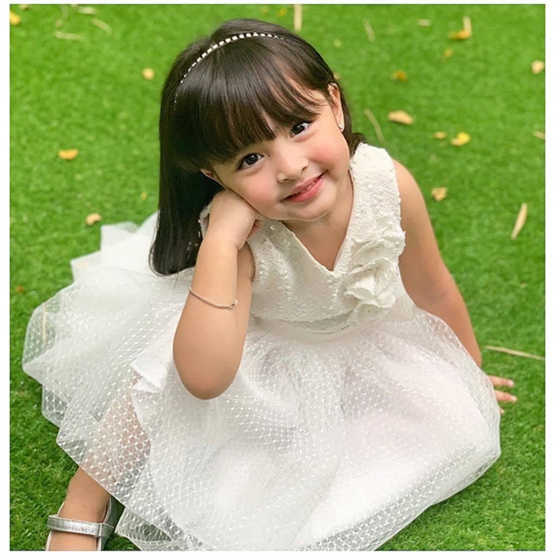 Con gái mỹ nhân đẹp nhất Philippines được khen xinh như thiên thần-4
