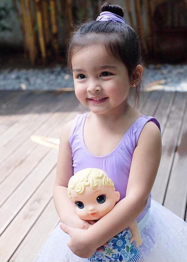 Con gái mỹ nhân đẹp nhất Philippines được khen xinh như thiên thần-6