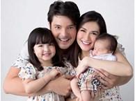 Con gái 'mỹ nhân đẹp nhất Philippines' được khen xinh như thiên thần