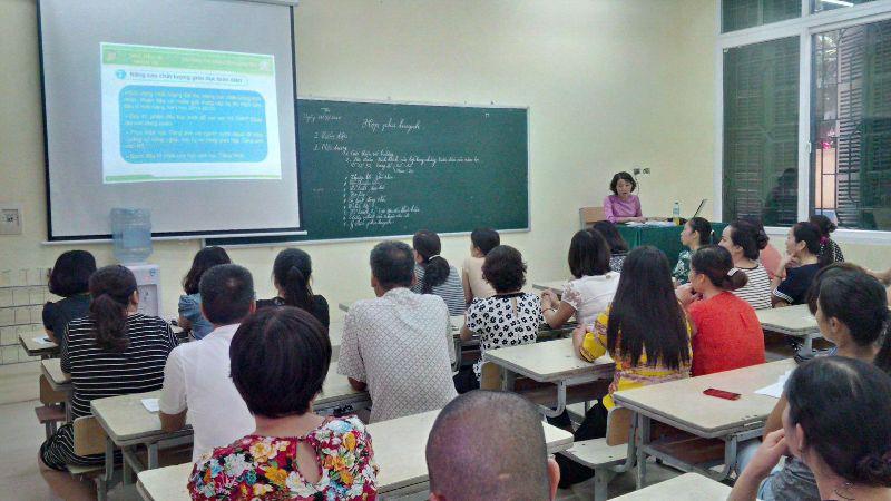 Hà Nội cấm Ban đại diện cha mẹ học sinh thu 7 khoản tiền-1