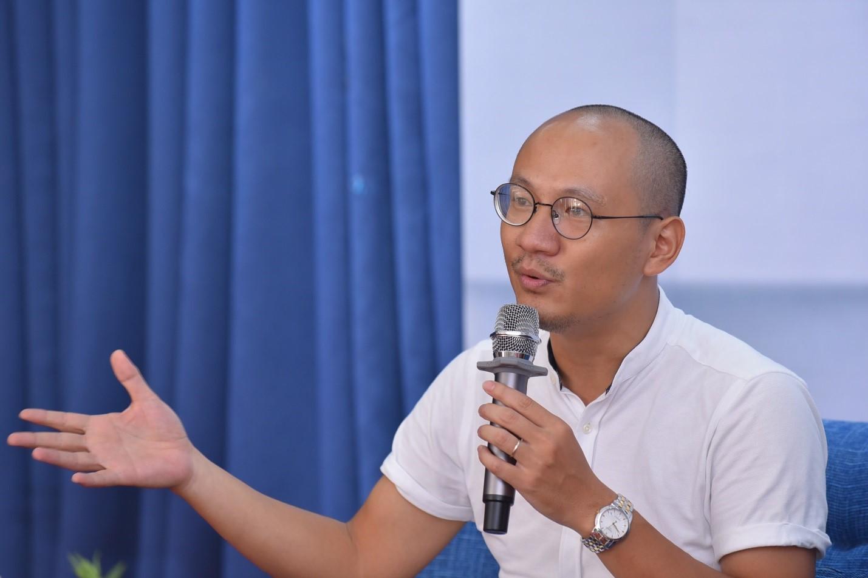 """MC Phan Đăng: Người ta thường đòi hỏi con cái phải biết ơn bố mẹ, nhưng chính tôi phải biết ơn con của mình""""-1"""
