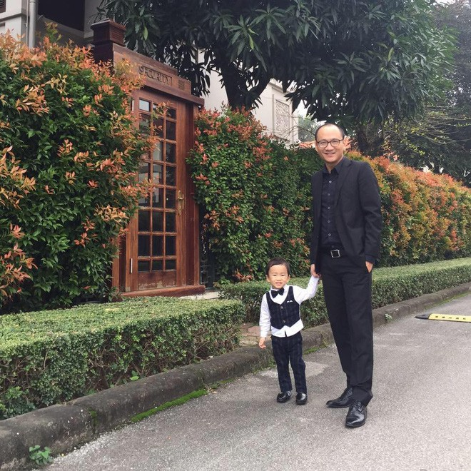 """MC Phan Đăng: Người ta thường đòi hỏi con cái phải biết ơn bố mẹ, nhưng chính tôi phải biết ơn con của mình""""-4"""