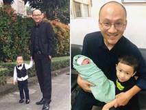 """MC Phan Đăng: """"Người ta thường đòi hỏi con cái phải biết ơn bố mẹ, nhưng chính tôi phải biết ơn con của mình"""""""