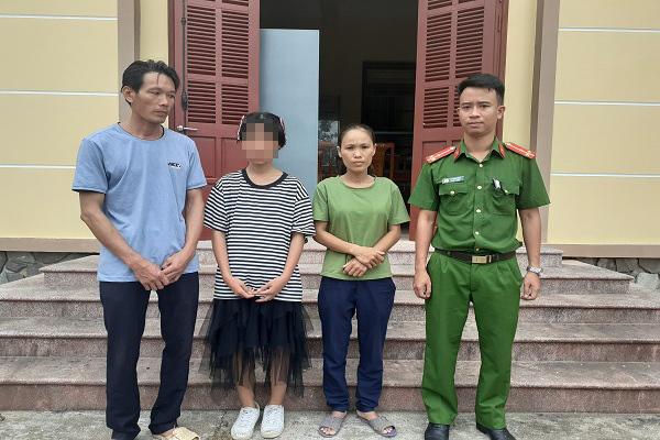 Nữ sinh Hà Tĩnh mất tích, công an tìm thấy trên phố đi bộ ở Hà Nội sau 1 tháng-3