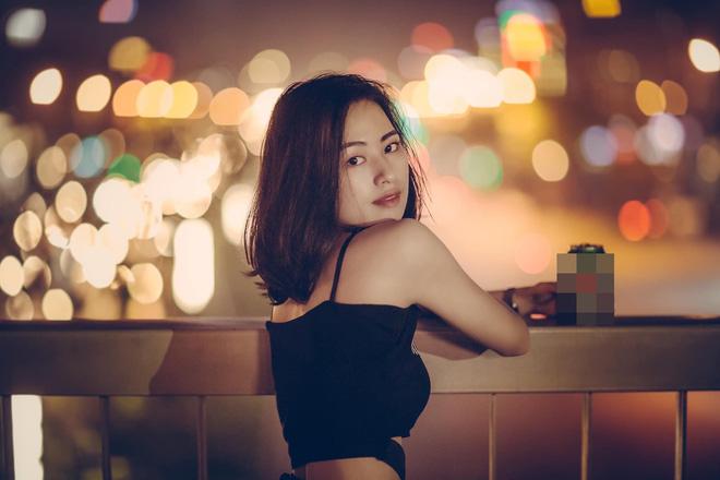 Sau bức ảnh xinh đẹp chụp trên phố Trần Duy Hưng, cô gái nhận loạt tin nhắn nhạy cảm-2