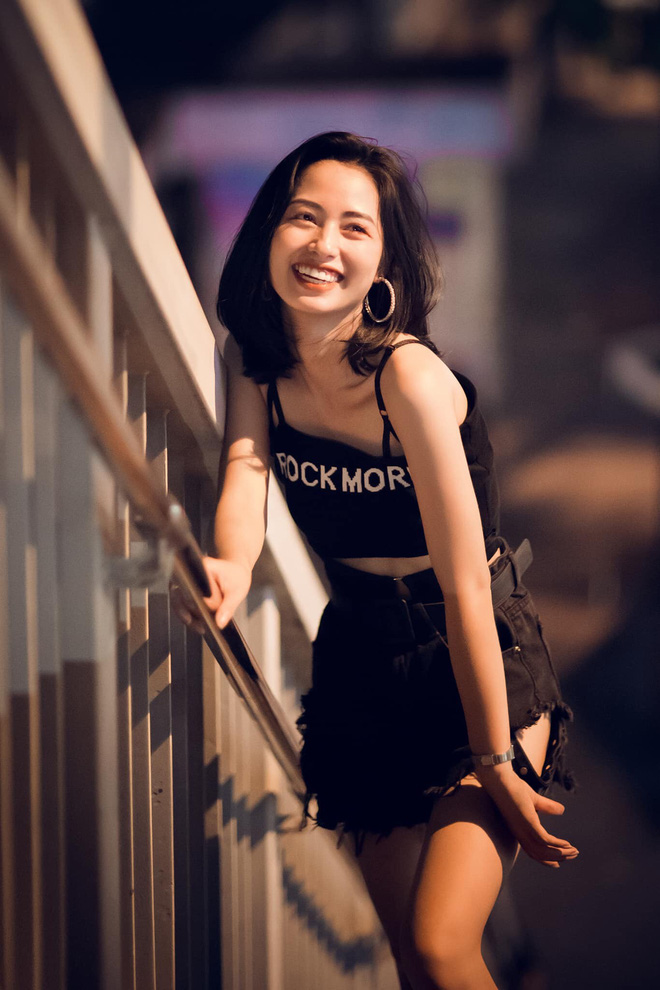 Sau bức ảnh xinh đẹp chụp trên phố Trần Duy Hưng, cô gái nhận loạt tin nhắn nhạy cảm-3