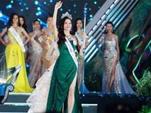 Lương Thùy Linh - mỹ nhân 10x học ngoại thương, IELTS 7.5 đăng quang Miss World Việt Nam 2019