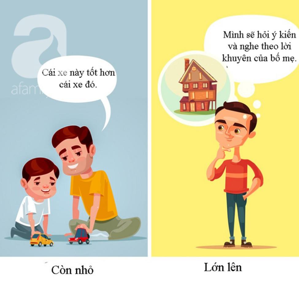 8 sai lầm của cha mẹ khiến con lớn lên sẽ hình thành tính cách xấu-6