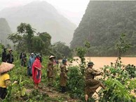 Tang thương bản nghèo có 12 người mất tích do ảnh hưởng của bão số 3