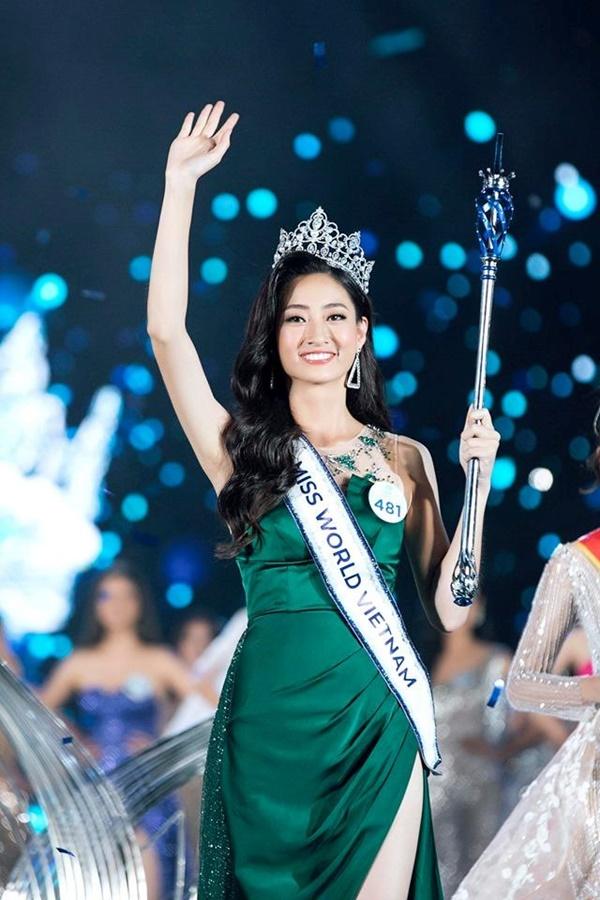 Câu trả lời ứng xử gây bất ngờ của Hoa hậu Lương Thùy Linh-2