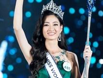Câu trả lời ứng xử gây bất ngờ của Hoa hậu Lương Thùy Linh