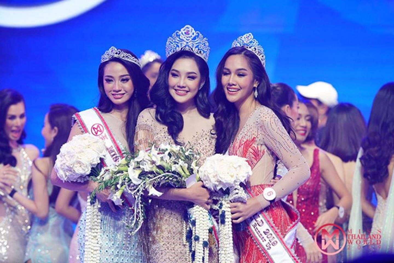 Nhan sắc 9X Thái Lan là đối thủ của Lương Thùy Linh ở Miss World 2019-1