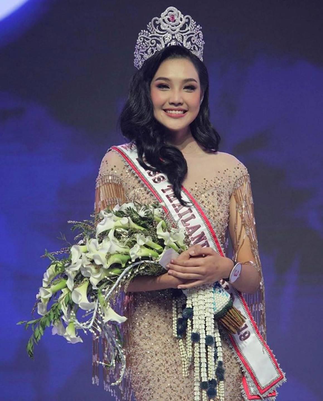 Nhan sắc 9X Thái Lan là đối thủ của Lương Thùy Linh ở Miss World 2019-3