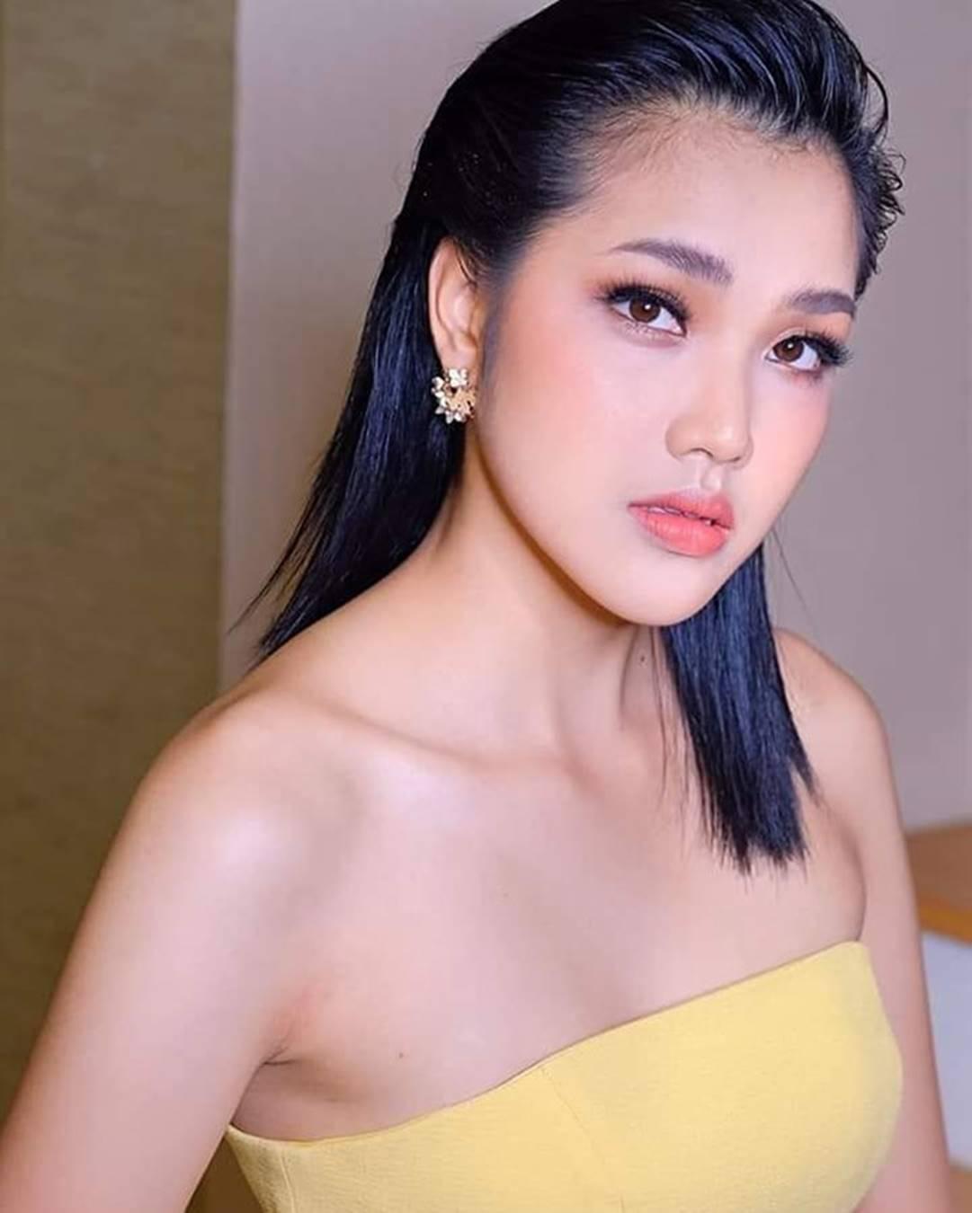 Nhan sắc 9X Thái Lan là đối thủ của Lương Thùy Linh ở Miss World 2019-5