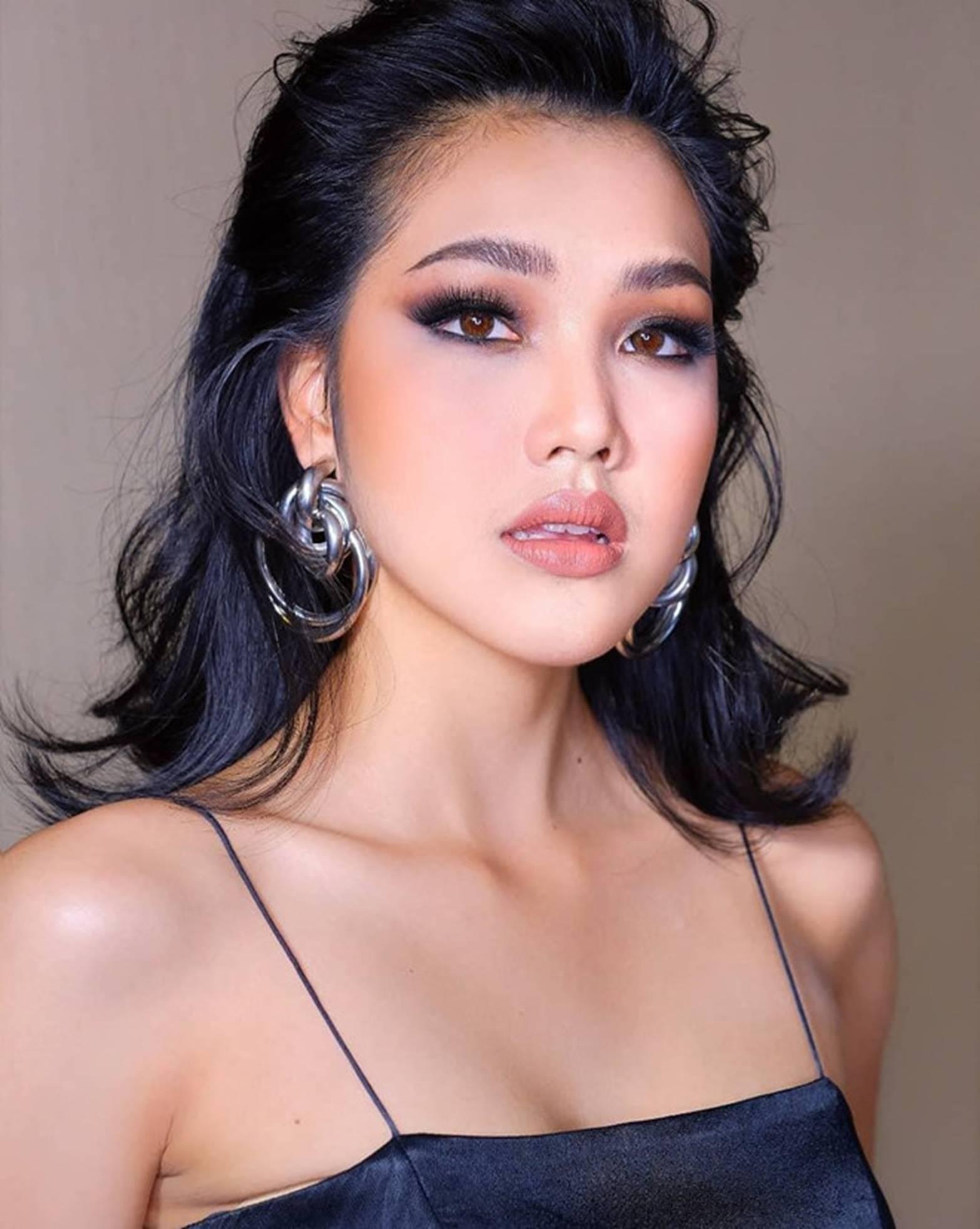 Nhan sắc 9X Thái Lan là đối thủ của Lương Thùy Linh ở Miss World 2019-6