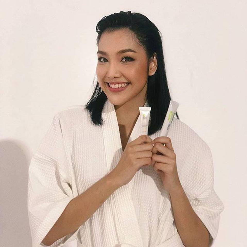 Nhan sắc 9X Thái Lan là đối thủ của Lương Thùy Linh ở Miss World 2019-7