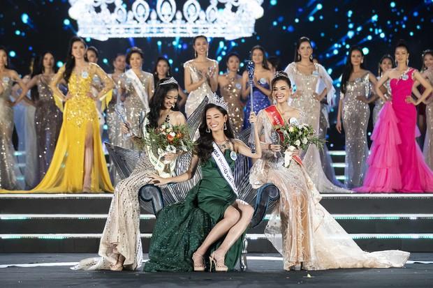 Chung kết Miss World Việt Nam 2019: Thí sinh nhan sắc vẹn toàn nhưng váy áo lại lắm lỡ làng-1