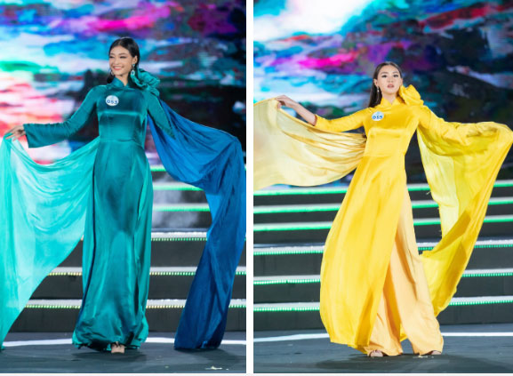 Chung kết Miss World Việt Nam 2019: Thí sinh nhan sắc vẹn toàn nhưng váy áo lại lắm lỡ làng-6