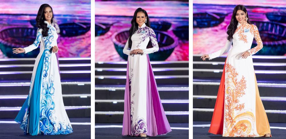 Chung kết Miss World Việt Nam 2019: Thí sinh nhan sắc vẹn toàn nhưng váy áo lại lắm lỡ làng-7