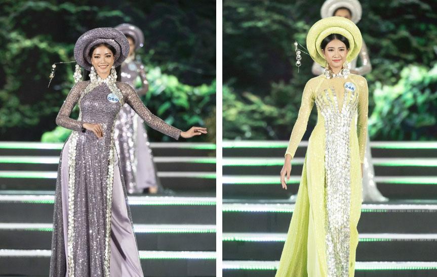 Chung kết Miss World Việt Nam 2019: Thí sinh nhan sắc vẹn toàn nhưng váy áo lại lắm lỡ làng-8