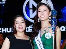 Bị đồn mua giải cho con, mẹ Hoa hậu Lương Thùy Linh chính thức lên tiếng