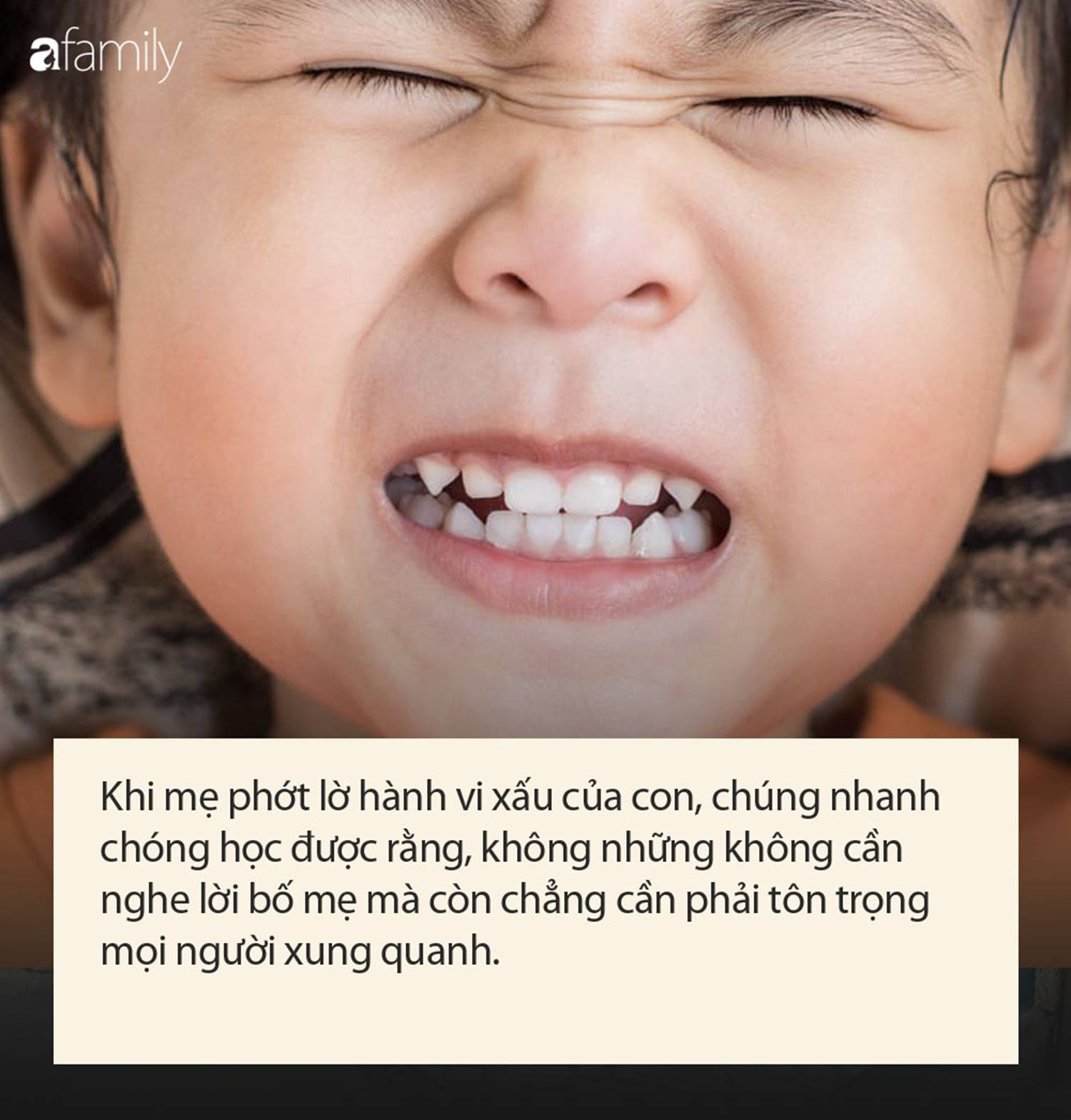 Những hành vi xấu của con – mẹ cần chấn chỉnh ngay kẻo hối không kịp-4