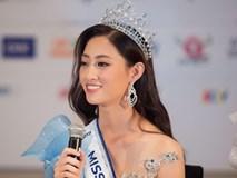 Hoa hậu Lương Thùy Linh: 'Thích bạn trai vui tính, có học thức và cao'