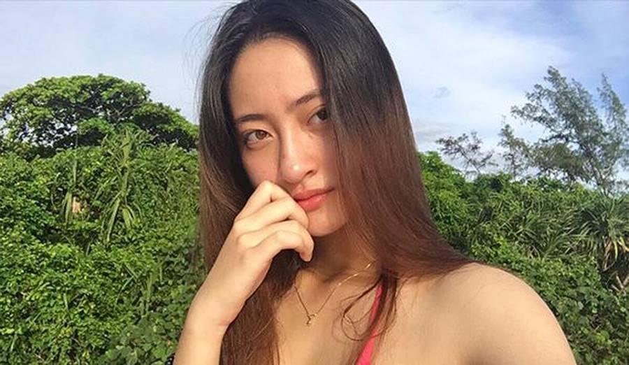 Mặt mộc xinh đẹp của Hoa hậu thế giới Vietnam Lương Thuỳ Linh-6