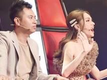 Hương Giang nói lấn át, ra sức tranh cãi trên ghế nóng The Voice Kids