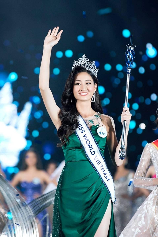 Ngỡ ngàng sự giống nhau của Hoa hậu Lương Thùy Linh và Đỗ Mỹ Linh-1