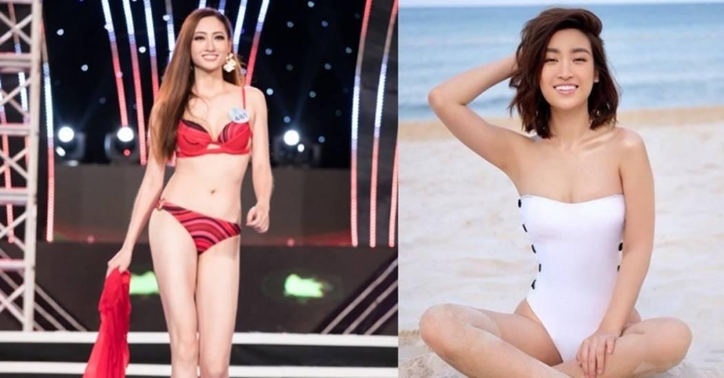 Ngỡ ngàng sự giống nhau của Hoa hậu Lương Thùy Linh và Đỗ Mỹ Linh-5