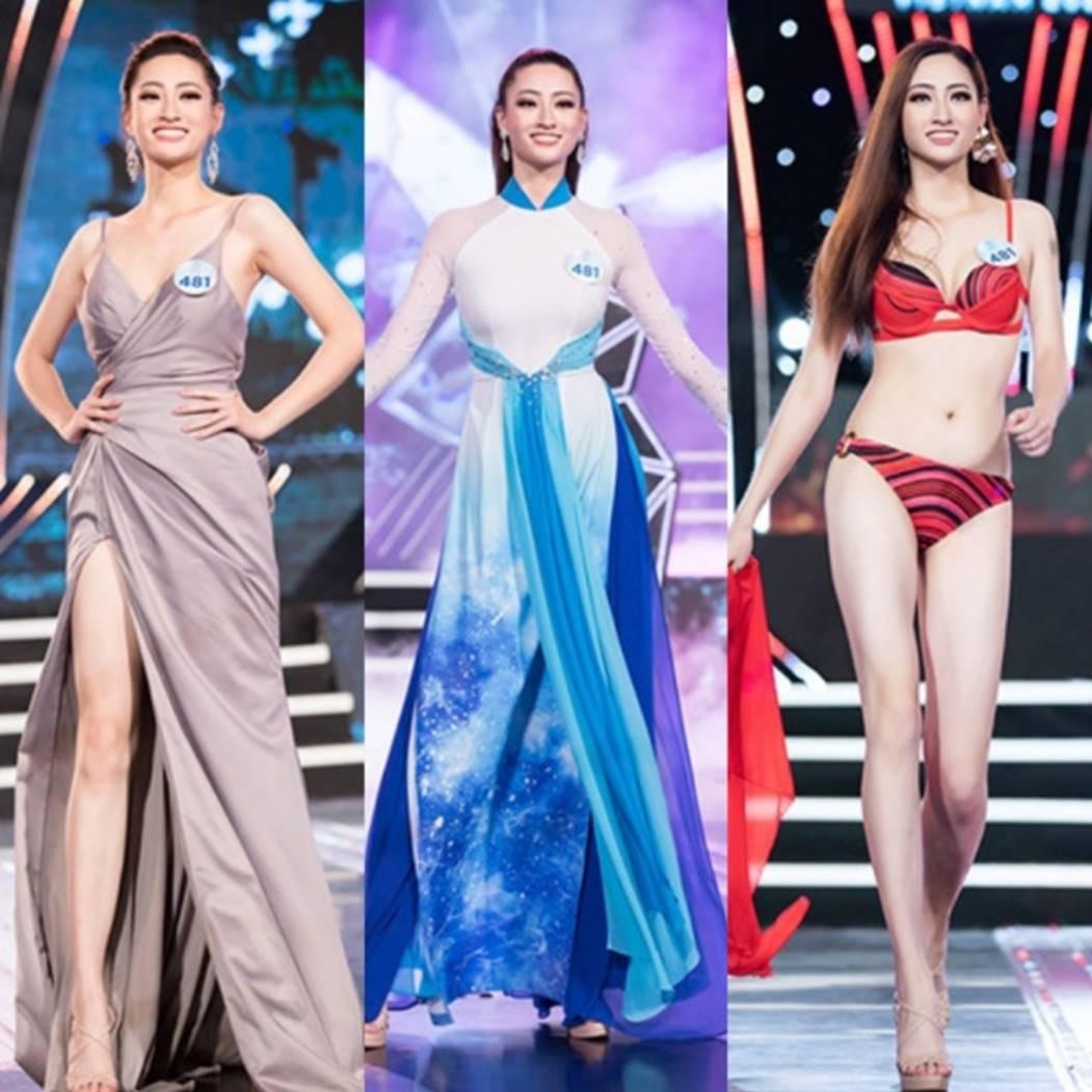 Ngỡ ngàng sự giống nhau của Hoa hậu Lương Thùy Linh và Đỗ Mỹ Linh-9