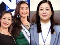 Bất ngờ với chức vụ 'khủng' và dung mạo đời thường phúc hậu, quý phái của mẹ tân Hoa hậu thế giới Việt Nam - Lương Thùy Linh