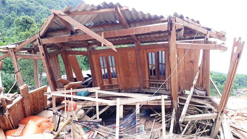 Tang thương gia đình 5 người ở Thanh Hóa bị lũ cuốn trôi-2