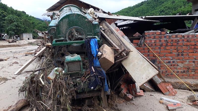 Tang thương gia đình 5 người ở Thanh Hóa bị lũ cuốn trôi-3