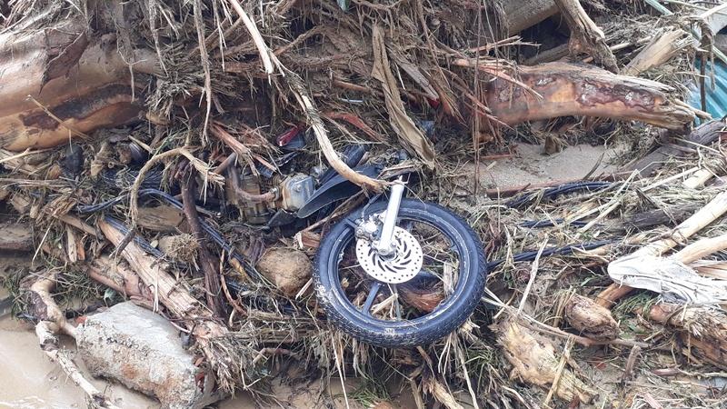Tang thương gia đình 5 người ở Thanh Hóa bị lũ cuốn trôi-4