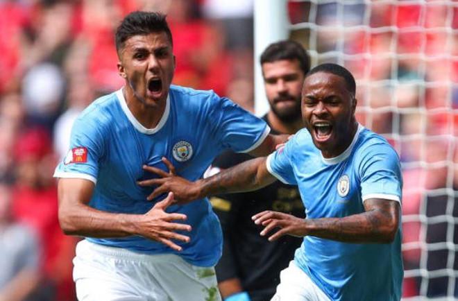 Hạ Liverpool, Man City bảo vệ thành công siêu cúp Anh-1